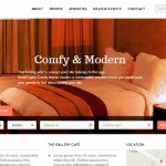 Hotel Themes for WordPress