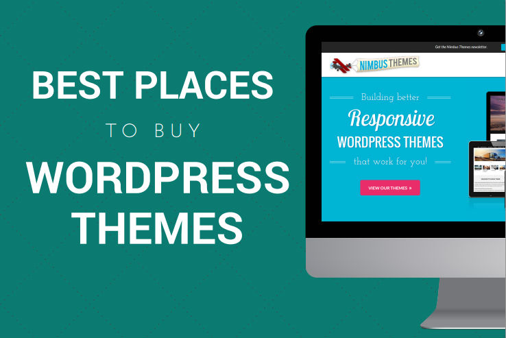 The Best Place to Buy WordPress Themes for Your Business
