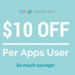 Google Apps for Work Promotion Code