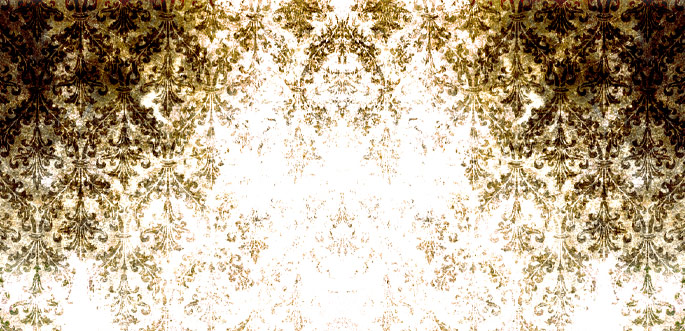 Damask Background Texture