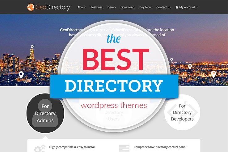 35 best wordpress directory themes in 2018 cheaphphosting Choice Image