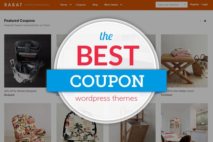 Best WordPress Coupon Themes