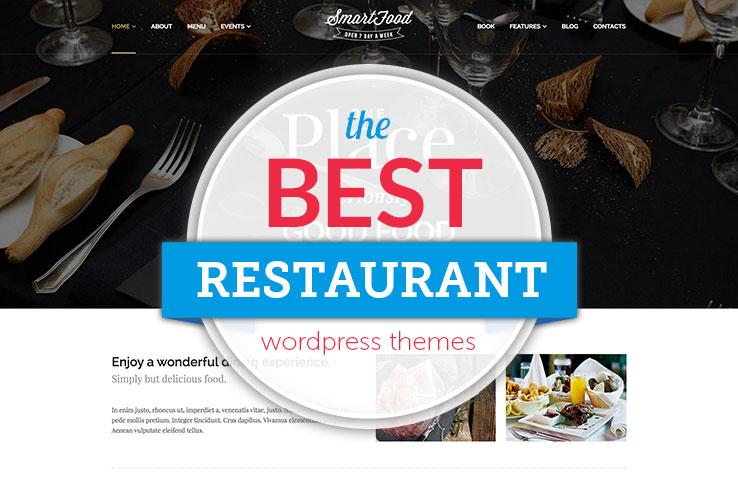 53 Best WordPress Restaurant Themes 2019