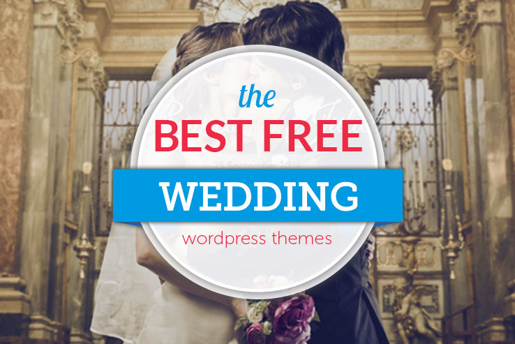 Free WordPress Wedding Themes