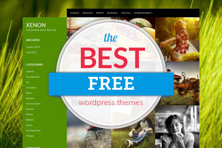 Best Free WordPress Themes