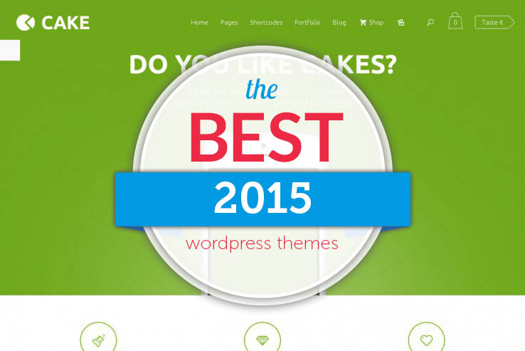 Best Themes of 2015