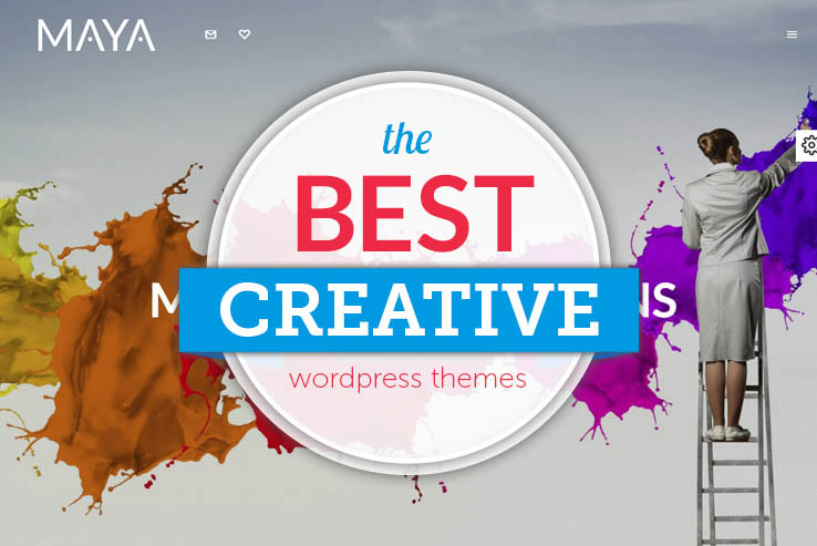 The Best Creative WordPress Themes
