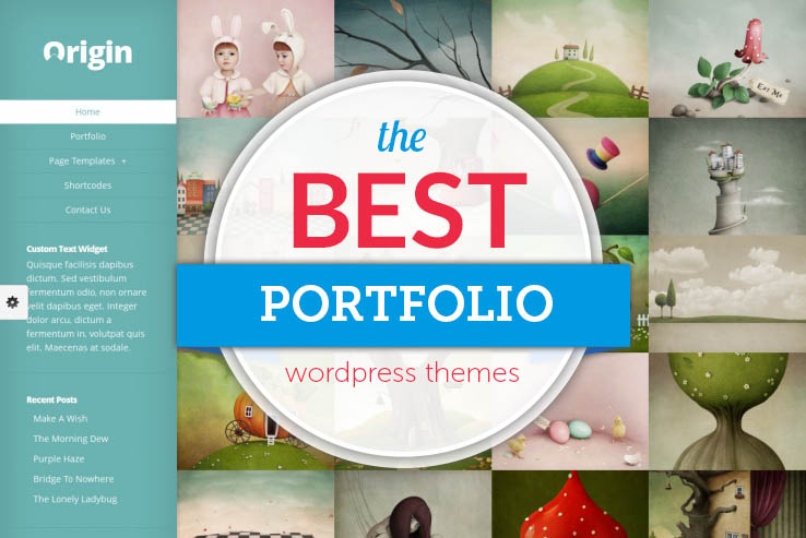 The Best Portfolio WordPress Themes