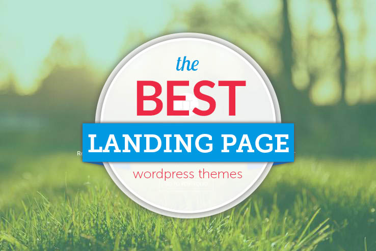Best Landing Page Themes