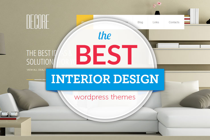Best Interior Design Wordpress Themes